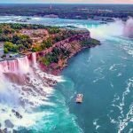 Niagara Falls one day tour from New York