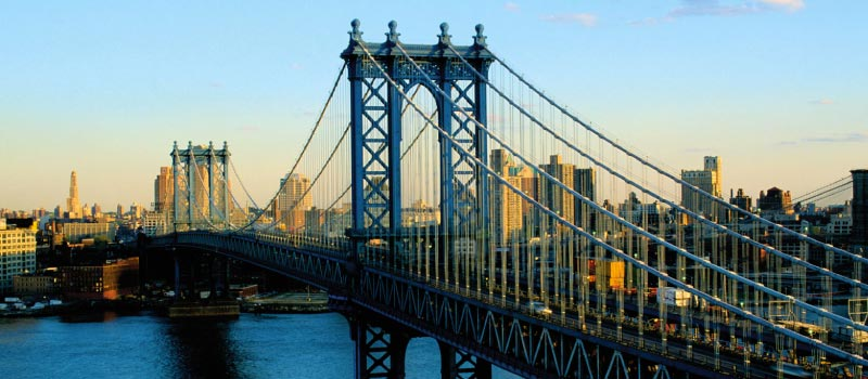 The Five Boroughs of New York City
