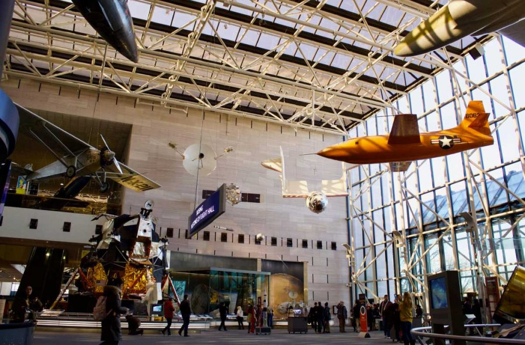 all you need to know about the National Air and Space Museum