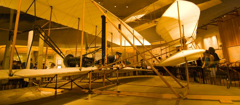 Guide to Visiting the Air and Space Museum in DC